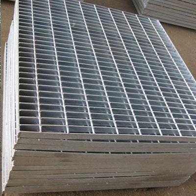 galvanised floor grating